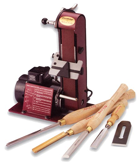 Robert Sorby Proedge Plus Deluxe Sharpening System